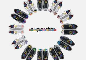 It pièce : la Shelltoe d'Adidas par Pharrell Williams