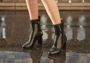 L'Instant Mode : Louis Vuitton dévoile les parfaites bottines pour affronter la pluie