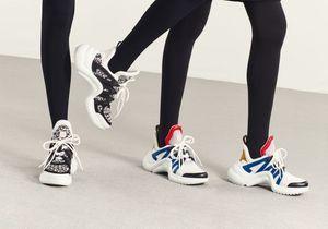 L'instant mode : Louis Vuitton dévoile sa collection de souliers Automne-Hiver 2019