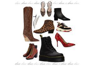 Les 40 it chaussures du moment