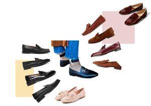 Les 35 paires de mocassins que l'on veut bien