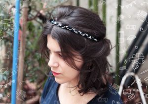 #DIY : Comment faire un headband ?
