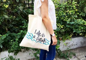 #DIY : comment personnaliser un tote bag ?