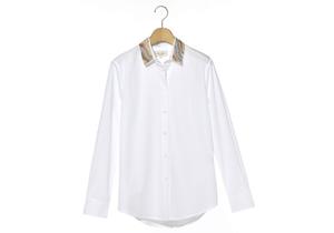 10 chemises blanches shootées par ELLE