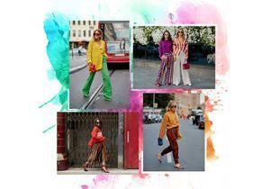 30 couleurs qui matcheront à coup sûr cet automne