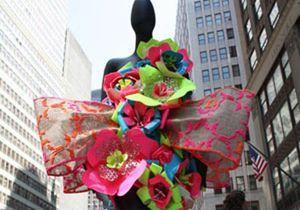A New York, les créateurs américains rhabillent les mannequins