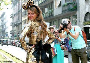 Anna Dello Russo : cette extravagante de la mode