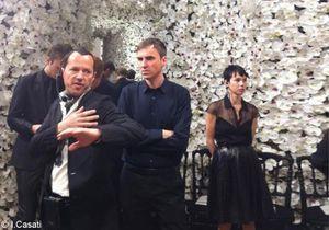 Défilé Dior : les twitpics de la rédaction de ELLE