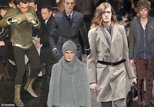 Défilés hommes : les tendances de l'hiver 2010-2011