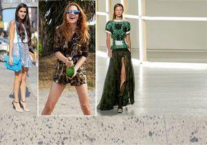 Des podiums à nous : les 15 tendances pour le printemps 2013