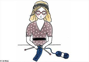 Do it yourself: le bandeau en laine