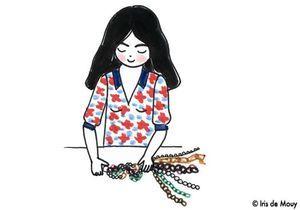 Do it yourself : le collier en perles