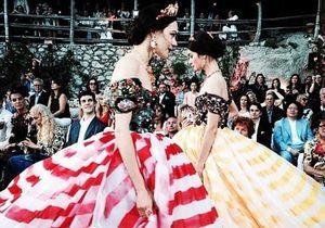 Dolce & Gabbana, les instagram de leur défilé à Capri