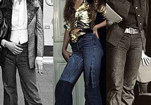 Dress code jean 70's