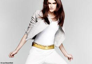Fashion sans flamber, White note !