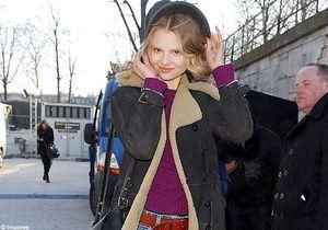 """Fashion street : le bon look """"sexy en hiver"""""""