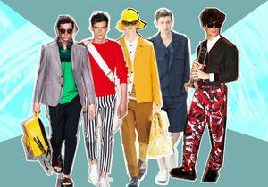 Fashion Week Homme : les tendances qu'on pique sur leurs podiums