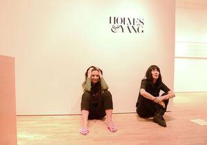 Fashion Week : les coulisses du défilé de Katie Holmes