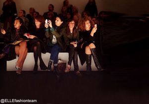 Fashion Week : les twitpics de la rédac'