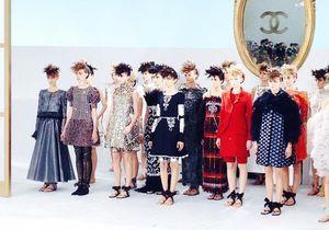 Haute Couture : les premières photos du défilé Chanel