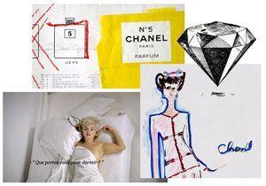 Inside Chanel: les quatre premiers chapitres