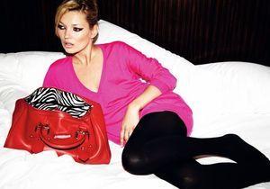 Interview fashion: Kate Moss vide son sac
