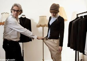 "Interview : le "" boyish "" selon Paul Smith"