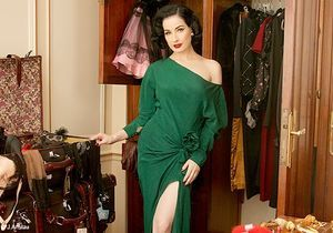 L'interview fashion de Dita Von Teese