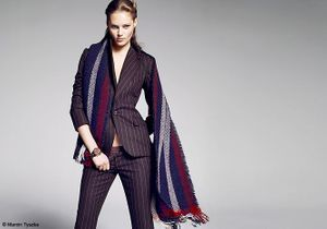 Le twist and tweed : le masculin-féminin british