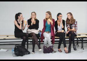 Les dessous de la Fashion Week parisienne par Francesca