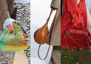 Les sacs les plus fabuleux repérés à la Fashion Week de Londres