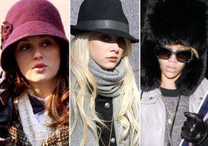 Les stars et leurs chapeaux : copiez-les !