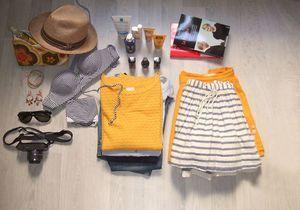 Les valises d'été des rédactrices de ELLE