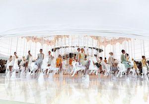 Louis Vuitton : des défilés spectaculaires
