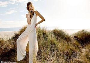 Mode : 100% blanc pour l'été