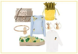 Cool l'ananas !