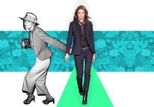 Mode d'emploi : le tailleur pantalon se rebelle