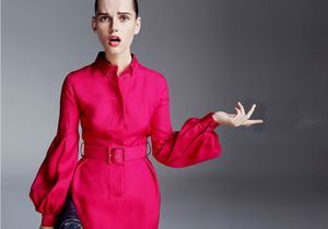 Plutôt robe longue ou robe courte ?