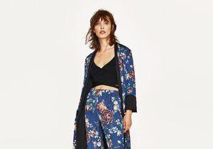 Quand Zara nous montre comment porter cette tendance, c'est plus simple !