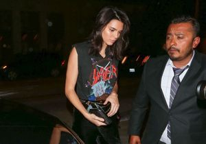 Rihanna, Kim Kardashian, Lady Gaga… Elles craquent toutes pour le t-shirt rock