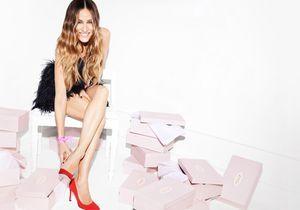Sarah Jessica Parker créatrice de chaussures : ça ressemble à quoi ?