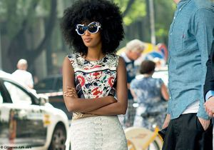 Tendance : black fashion power