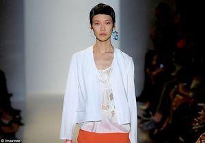 Une pièce, 5 possibilités : la veste blanche