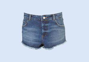 Une pièce, 5 possibilités : le short en jean