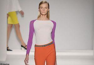 Une pièce, 5 styles : le pantalon color block