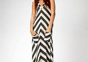Une robe longue, 3 possibilités
