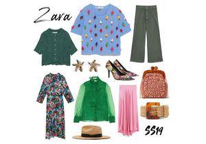 50 pièces à shopper chez Zara