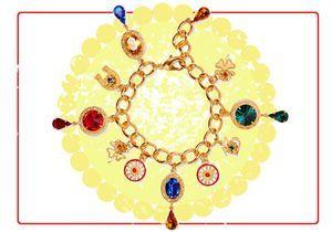 17 bracelets charms pour un été envoûtant