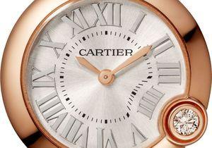 L'Instant mode : Cartier dévoile la montre Ballon Blanc