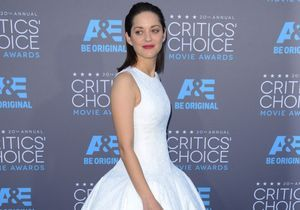 La bague Chopard de Marion Cotillard aux Critics' Choice Awards